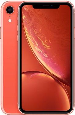 ec2ced6aa2240 Apple iPhone XR 64 ГБ Coral Розовый купить в Москве в интернет ...